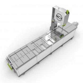 Ленточнопильный станок МСК 1500NH (роликовый стол)