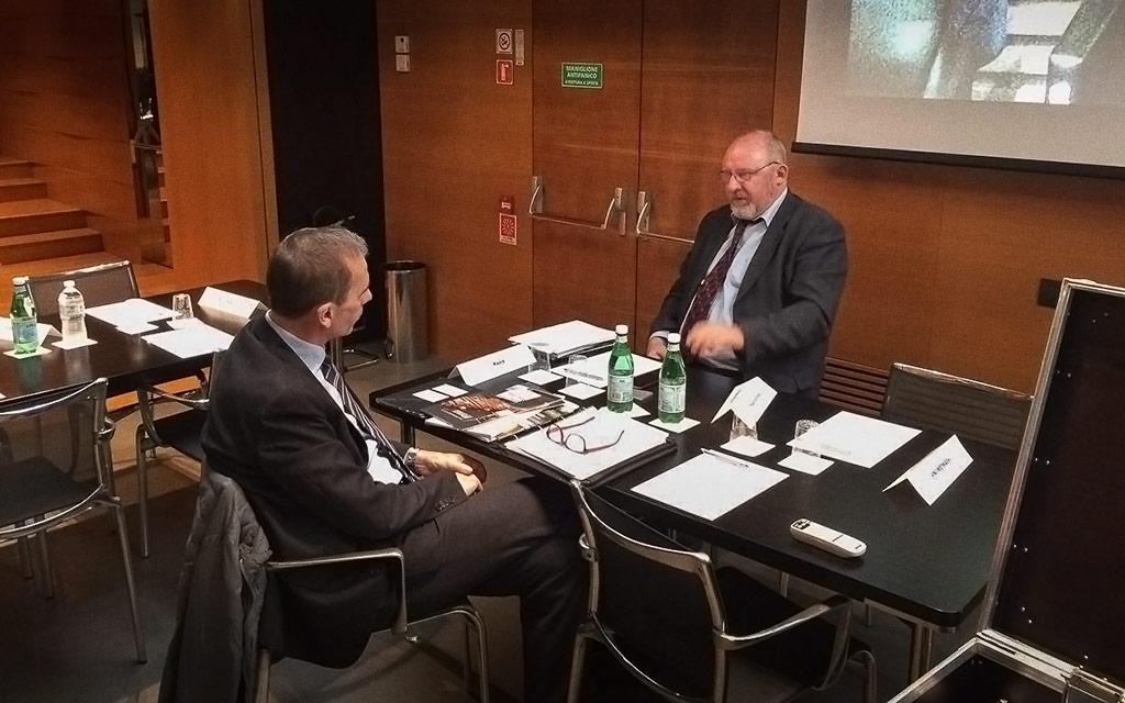 Компания «Коско» приняла участие в работе бизнес-миссии, которая состоялась в Италии с 24 по 26 октября 2016 года