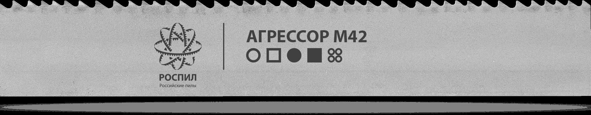 РОСПИЛ Агрессор M42