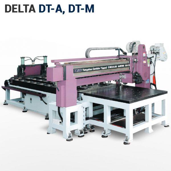 DELTA DT-A, DT-M /Южная Корея/