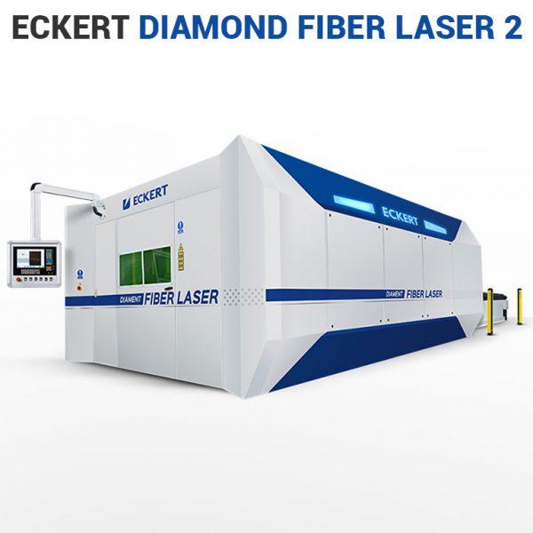 ECKERT DIAMOND FIBER LASER 2 /Польша/