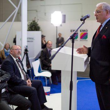 торговый представитель Российской Федерации в ФРГ Юрий Петрович Стеценко