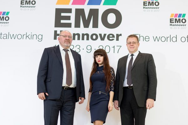 ГК «КОСКО» на церемонии открытия выставки EMO HANNOVER 2017