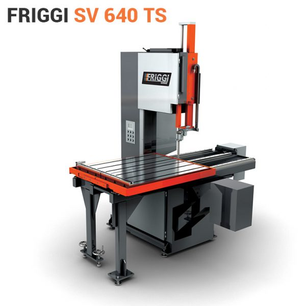 FRIGGI SOITAAB SV 640 TS /Италия/