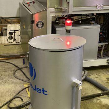 Установка станка Onejet 50-G30x15 и пусконаладочные работы на одном из российских предприятий специалистами ГК КОСКО.